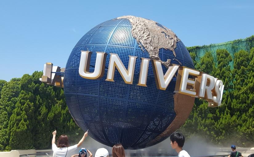 Big T in Japan 2: Electric Boogaloo Day 4 – Universal Studios – One Piece PremiereSummer