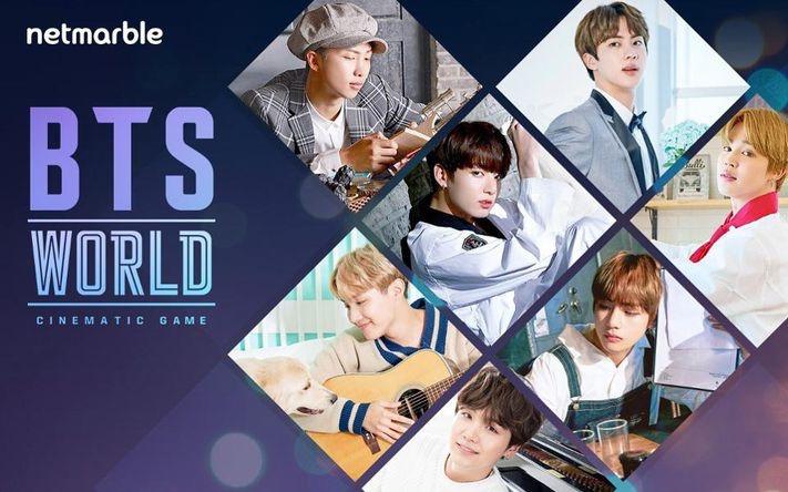 BTS World (The MobileGame)